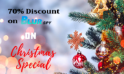 Christmas #Offer #Discount on #BlurSPY - 70% Flat #OFF